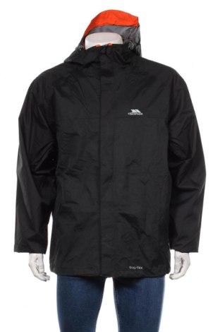 Мъжко спортно яке Trespass, Размер XL, Цвят Черен, Полиамид, Цена 61,60лв.