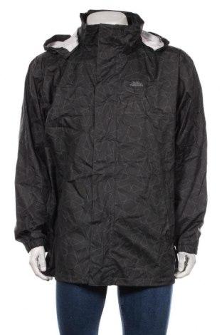 Мъжко спортно яке Trespass, Размер L, Цвят Сив, Полиестер, Цена 53,76лв.