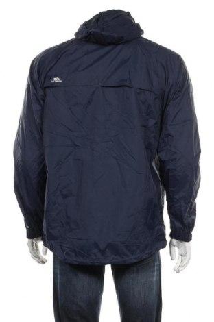 Мъжко спортно яке Trespass, Размер M, Цвят Син, Полиамид, Цена 64,66лв.