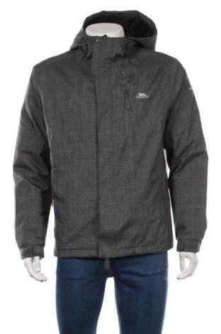 Мъжко спортно яке Trespass, Размер S, Цвят Сив, Полиестер, Цена 72,60лв.