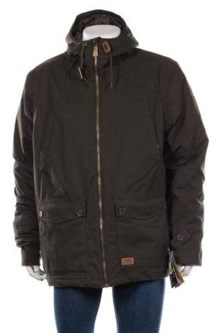Мъжко спортно яке Trespass, Размер XL, Цвят Зелен, Полиестер, Цена 91,16лв.