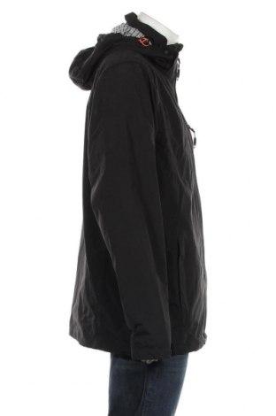 Мъжко спортно яке Trespass, Размер XL, Цвят Черен, Цена 99,00лв.