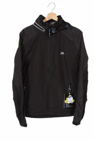 Мъжко спортно яке Trespass, Размер XS, Цвят Черен, Полиестер, Цена 71,52лв.