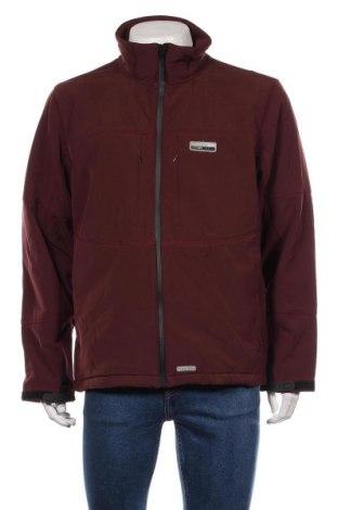 Мъжко спортно яке Trespass, Размер XL, Цвят Червен, Полиестер, Цена 76,50лв.