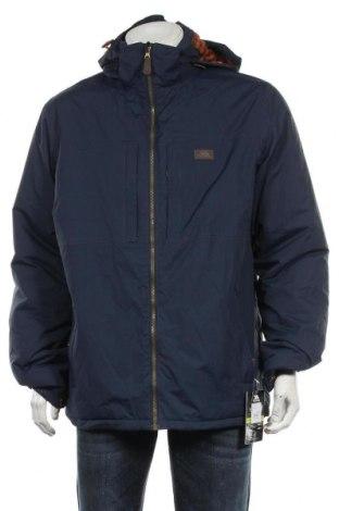 Мъжко спортно яке Trespass, Размер XL, Цвят Син, Полиамид, Цена 94,87лв.