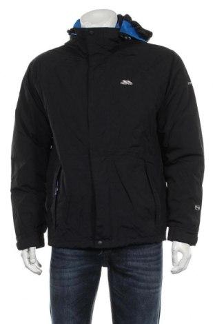 Мъжко спортно яке Trespass, Размер M, Цвят Черен, Полиамид, Цена 70,76лв.