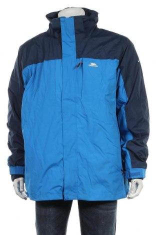 Мъжко спортно яке Trespass, Размер XL, Цвят Син, Полиестер, Цена 89,57лв.