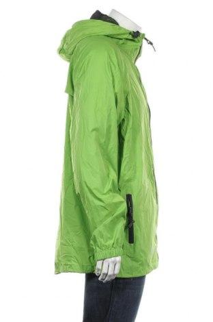 Мъжко спортно яке Trespass, Размер XL, Цвят Зелен, Полиамид, Цена 58,56лв.