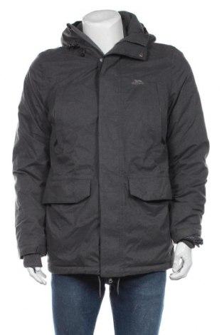 Мъжко спортно яке Trespass, Размер S, Цвят Сив, Полиестер, Цена 76,05лв.