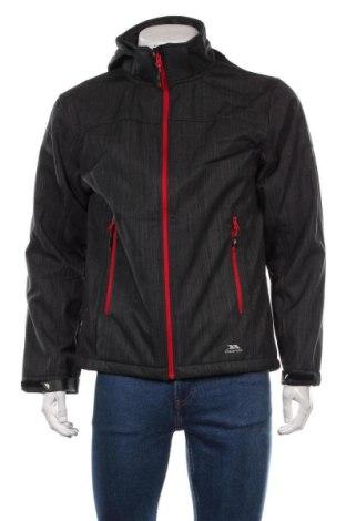 Мъжко спортно яке Trespass, Размер S, Цвят Черен, 100% полиестер, Цена 63,36лв.