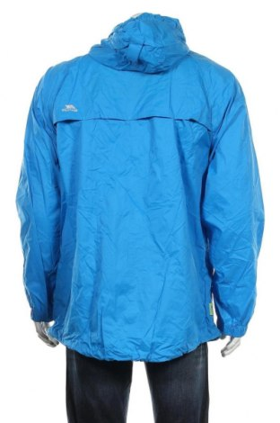 Мъжко спортно яке Trespass, Размер L, Цвят Син, Полиамид, Цена 61,92лв.