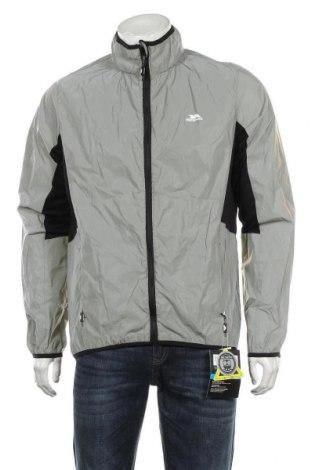 Мъжко спортно яке Trespass, Размер M, Цвят Сив, Полиестер, Цена 57,12лв.