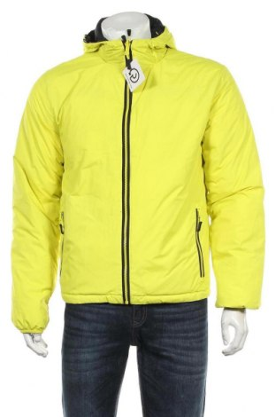 Мъжко яке, Размер M, Цвят Жълт, Цена 60,90лв.
