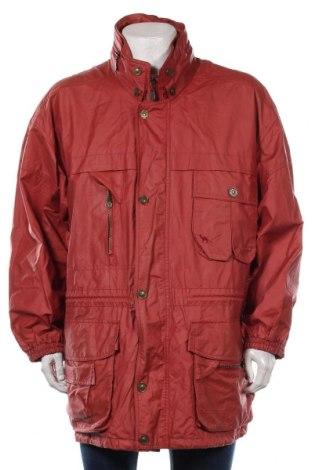Мъжко яке Camel, Размер 4XL, Цвят Червен, Цена 37,80лв.