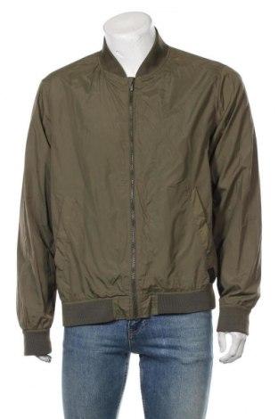 Ανδρικό μπουφάν Coop, Μέγεθος XL, Χρώμα Πράσινο, Πολυαμίδη, Τιμή 20,36€