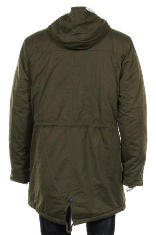 Мъжко яке Dreimaster, Размер XL, Цвят Зелен, 47% полиестер, 42% памук, 11% полиамид, Цена 109,85лв.