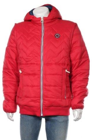 Geacă de bărbati Dry Laundry Japan, Mărime XXL, Culoare Roșu, Poliamidă, Preț 350,33 Lei