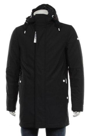 Мъжко яке Ice Bound, Размер M, Цвят Черен, 87% полиестер, 17% памук, Цена 126,75лв.