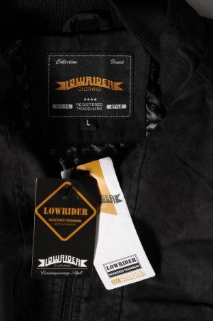 Мъжко яке Lowrider, Размер L, Цвят Черен, Полиестер, Цена 48,95лв.