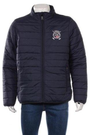 Pánská bunda  Polo Club, Velikost L, Barva Modrá, Polyester, Cena  670,00Kč