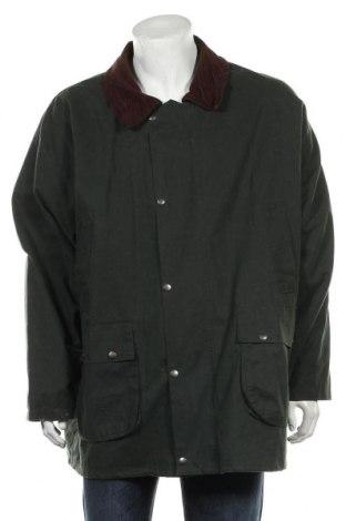 Мъжко яке Royal Spencer, Размер 3XL, Цвят Зелен, Памук, Цена 61,95лв.