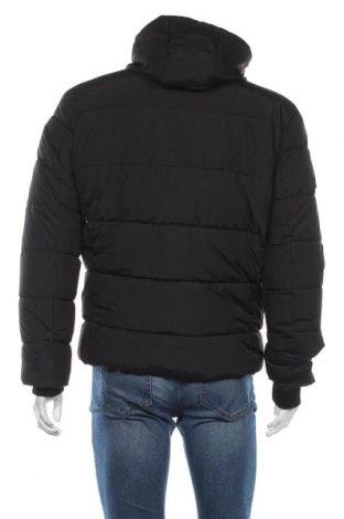 Мъжко яке Superdry, Размер M, Цвят Черен, Полиестер, Цена 213,85лв.