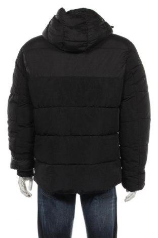 Мъжко яке Tom Tailor, Размер L, Цвят Черен, Полиестер, Цена 107,55лв.
