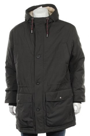Мъжко яке Tom Tailor, Размер 3XL, Цвят Зелен, 85% полиестер, 15% памук, Цена 186,75лв.