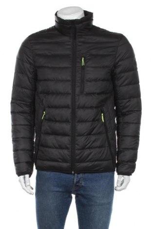 Мъжко яке Tom Tailor, Размер L, Цвят Черен, Полиестер, Цена 81,75лв.