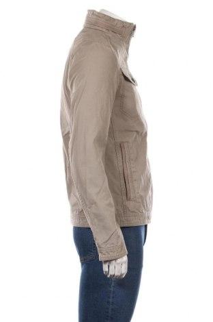 Мъжко яке Tom Tailor, Размер S, Цвят Кафяв, Памук, Цена 74,50лв.