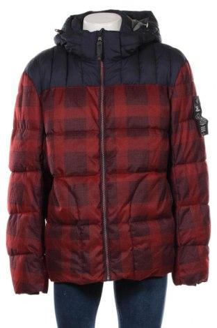 Мъжко яке Tom Tailor, Размер 3XL, Цвят Червен, Полиестер, Цена 134,25лв.