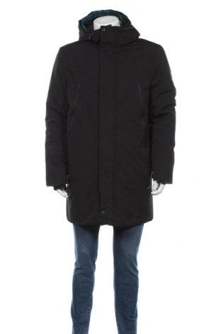 Мъжко яке Tom Tailor, Размер L, Цвят Черен, 85% полиестер, 15% памук, Цена 134,25лв.