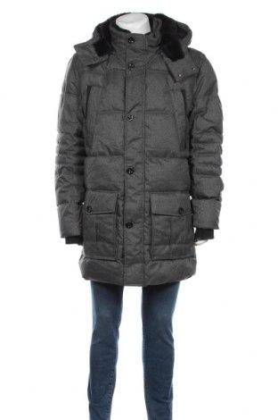 Мъжко яке Tom Tailor, Размер XXL, Цвят Сив, Полиестер, Цена 142,35лв.
