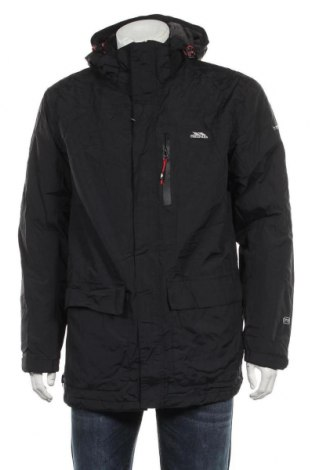 Мъжко спортно яке Trespass, Размер M, Цвят Черен, Полиамид, Цена 78,97лв.