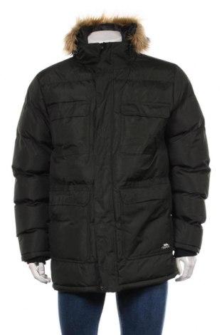 Мъжко яке Trespass, Размер M, Цвят Зелен, Полиестер, Цена 86,00лв.