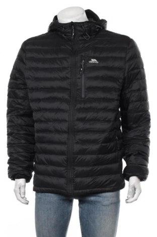 Męska kurtka Trespass, Rozmiar XL, Kolor Czarny, Poliamid, puch i pióra, Cena 397,50zł