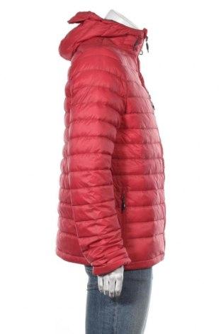 Мъжко яке Trespass, Размер M, Цвят Червен, Полиамид, пух и пера, Цена 131,30лв.
