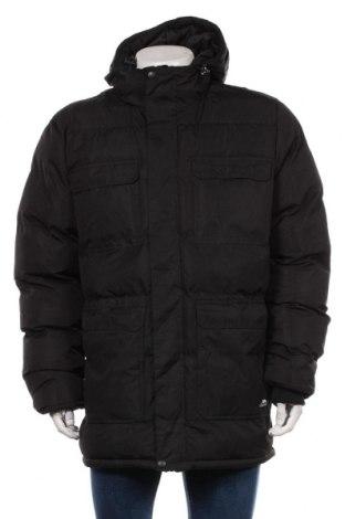 Мъжко яке Trespass, Размер XL, Цвят Черен, Полиестер, Цена 129,00лв.