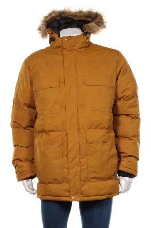 Męska kurtka Trespass, Rozmiar L, Kolor Żółty, Poliester, Cena 322,50zł