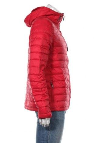 Мъжко яке Trespass, Размер M, Цвят Червен, Полиамид, пух и пера, Цена 80,56лв.