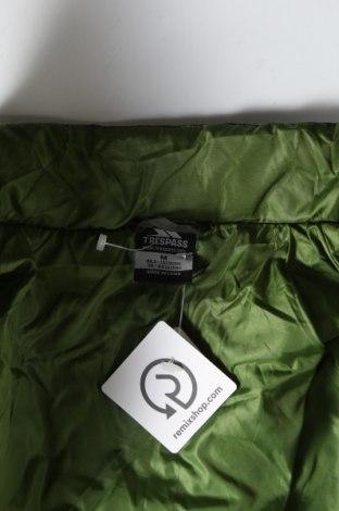 Мъжко яке Trespass, Размер M, Цвят Зелен, Полиамид, Цена 75,26лв.