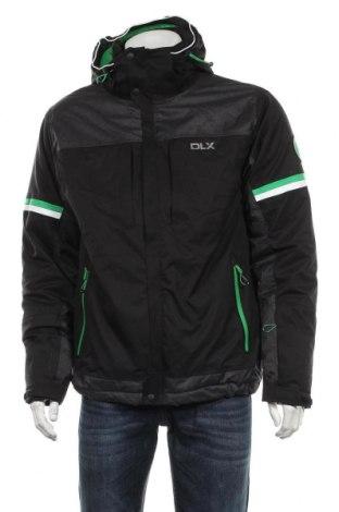 Мъжко яке за зимни спортове DLX by Trespass, Размер M, Цвят Черен, Полиестер, Цена 136,50лв.
