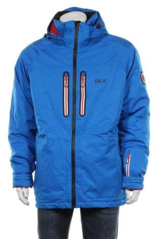 Мъжко яке за зимни спортове DLX by Trespass, Размер XXL, Цвят Син, Полиестер, Цена 171,75лв.