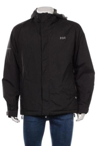 Мъжко яке за зимни спортове Helly Hansen, Размер M, Цвят Черен, Полиамид, Цена 120,75лв.