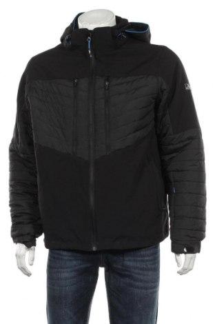 Мъжко яке за зимни спортове Trespass, Размер XL, Цвят Черен, Полиестер, Цена 149,25лв.
