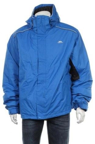 Мъжко яке за зимни спортове Trespass, Размер 3XL, Цвят Син, Полиестер, Цена 126,00лв.
