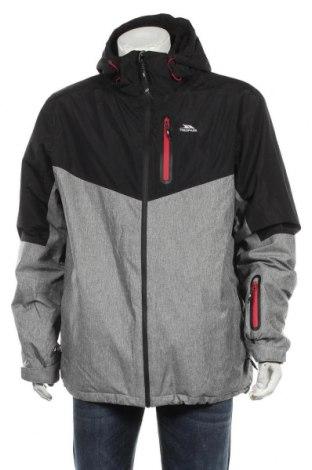 Мъжко яке за зимни спортове Trespass, Размер XL, Цвят Черен, Полиестер, Цена 134,25лв.