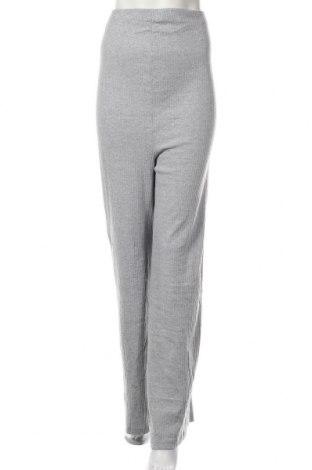 Pantaloni pentru gravide Missguided, Mărime M, Culoare Gri, 50% poliester, 45% bumbac, 5% elastan, Preț 172,42 Lei