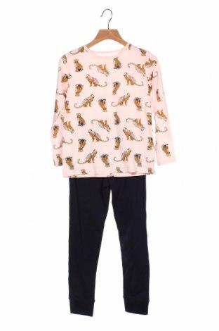 Pyžamo  Name It, Velikost 4-5y/ 110-116 cm, Barva Vícebarevné, 95% bavlna, 5% elastan, Cena  287,00Kč
