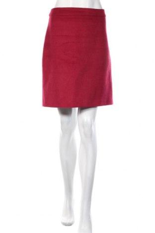 Пола Esprit, Размер L, Цвят Червен, 70% полиестер, 30% вълна, Цена 21,75лв.